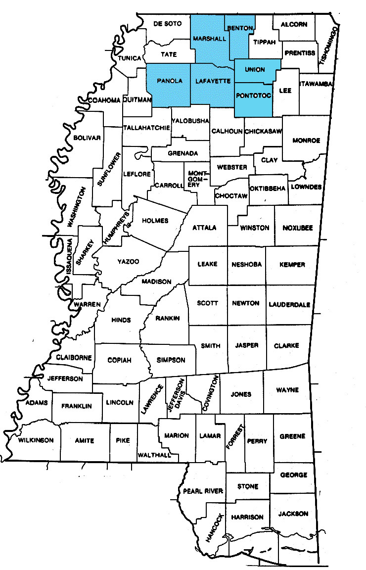 Mississippi george county - Click On County Below Or On Name Of County In Red Bar Above For Information